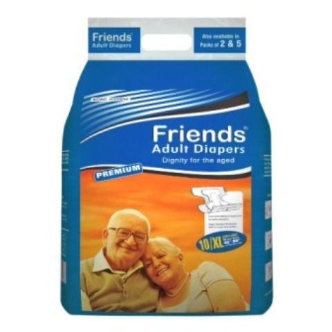 FRIENDS ADULT DIPERS [ NOBEL ]