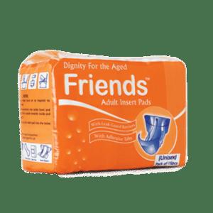 FRIENDS ADULT INSERTS PAD