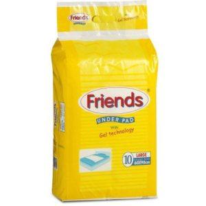 FRIENDS UNDER PADS