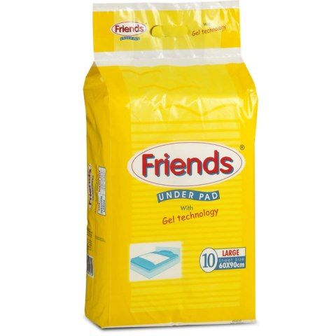 FRIENDS UNDER PADS