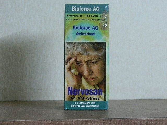 BLOOUME NO.26 [ OLD NAME - NERVOSAN ] [ BIOFORCE ]