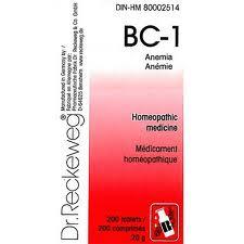 BC 1 [ Dr.Reckeweg - German ]