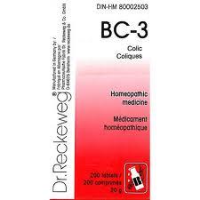 BC 3 [ Dr.Reckeweg - German ]