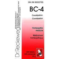 BC 4 [ Dr.Reckeweg - German ]