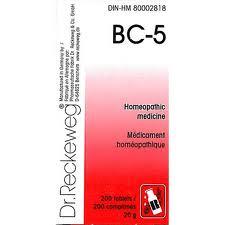 BC 5 [ Dr.Reckeweg - German ]