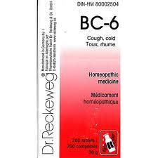 BC 6 [ Dr.Reckeweg - German ]