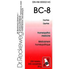 BC 8 [ Dr.Reckeweg - German ]