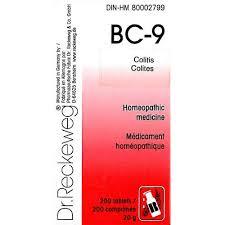 BC 9 [ Dr.Reckeweg - German ]