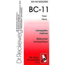 BC 11 [ Dr.Reckeweg - German ]