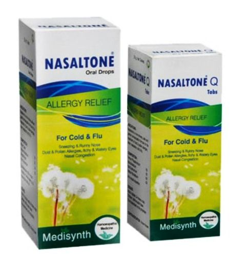 NASALTONE ORAL DROPS [ MEDISYNTH ]