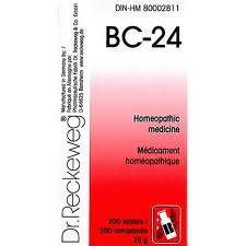BC 24 [ Dr.Reckeweg - German ]