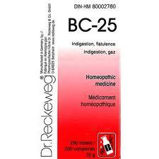 BC 25 [ Dr.Reckeweg - German ]