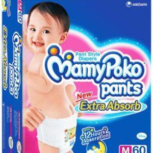 MAMY POKO PANTS M-60 [ BABY DIAPER ]