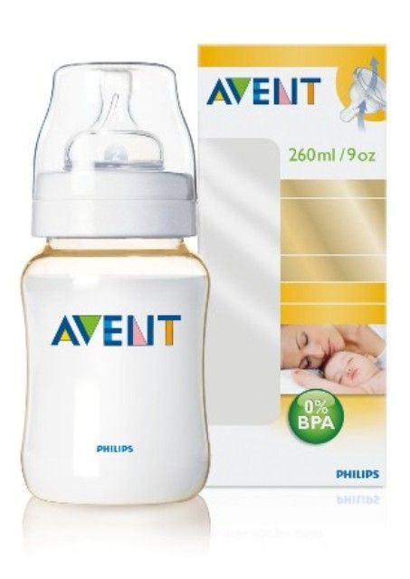 AVENT FEEDING BOTTLE 260ML BPA FREE [ PHILIPS ]