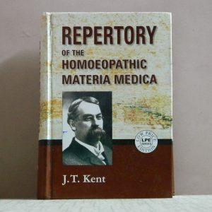 REPERTORY OF THE HOMOEOPATHIC MATERIA MEDICA - BOOK [ B.JAIN ]