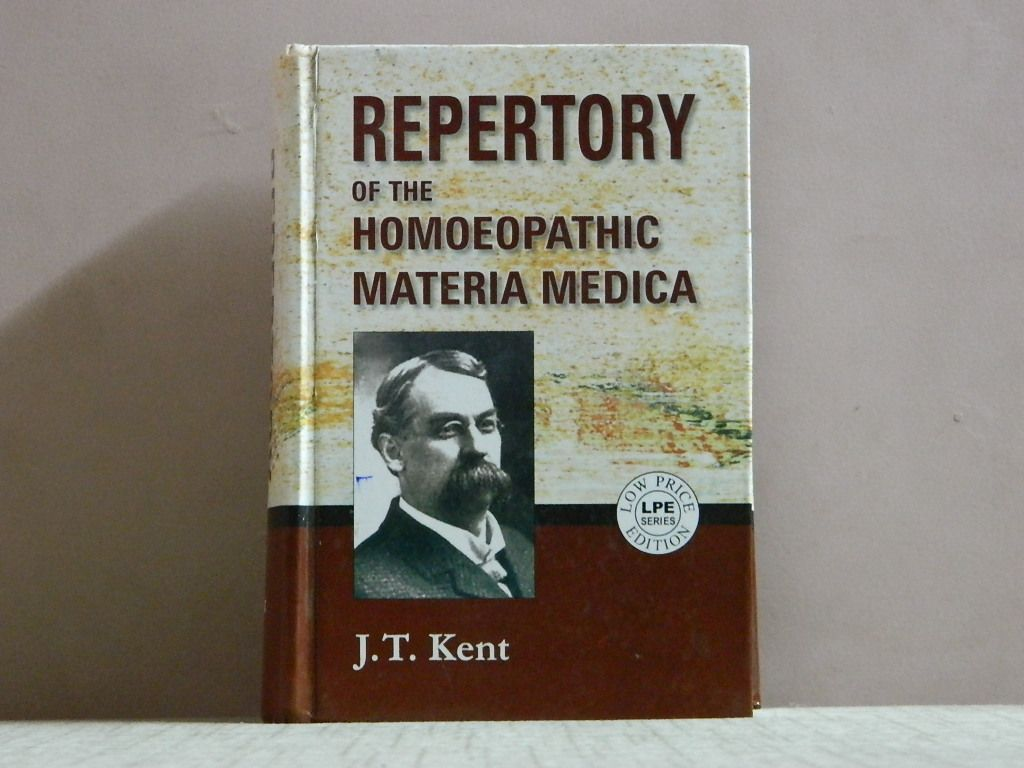 REPERTORY OF THE HOMOEOPATHIC MATERIA MEDICA - BOOK [ B.JAIN ]
