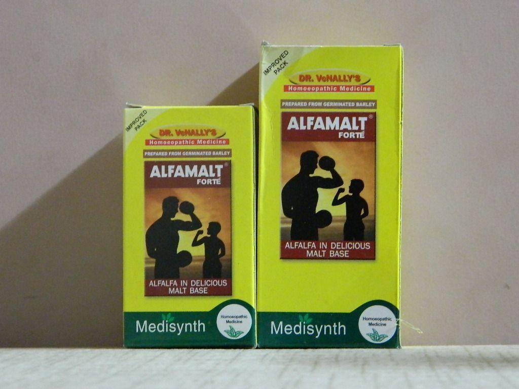 ALFAMALT FORTE [ MEDISYNTH ]