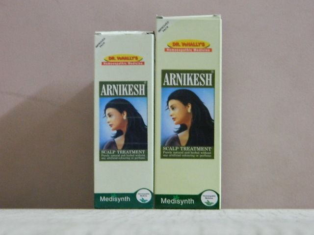 ARNIKESH SCALP TREATMENT [ HAIR OIL ] [ MEDISYNTH ]