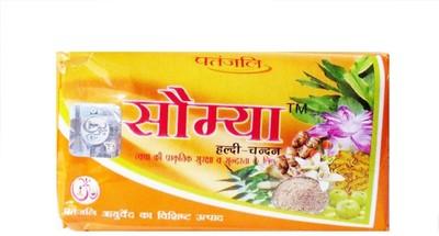 Patanjali Somya Haldi Chandan Body Cleanser [ PATANJALI ]