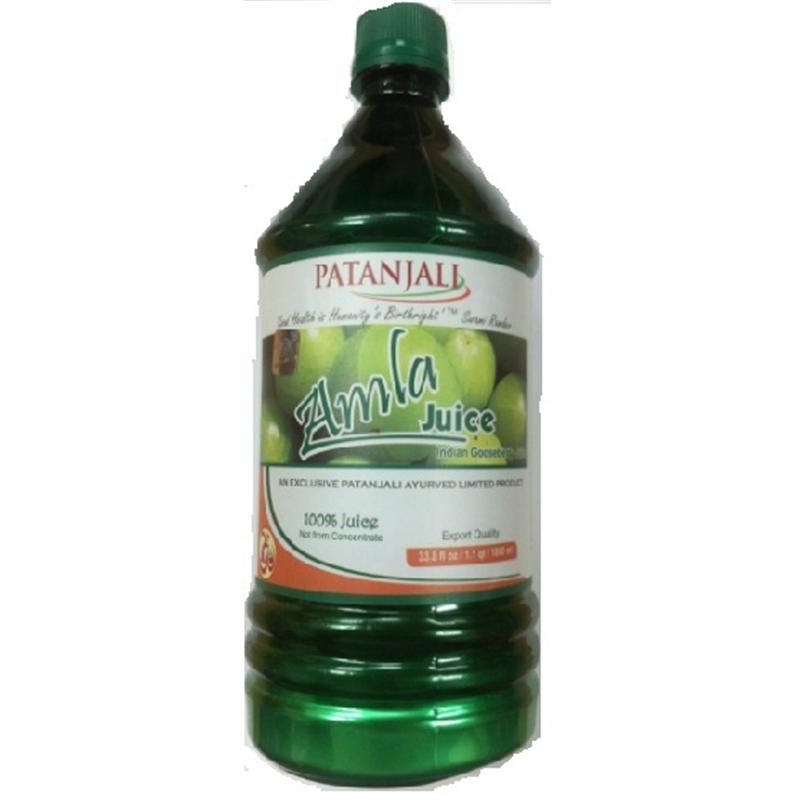 Patanjali Amla Juice [ PATANJALI ]