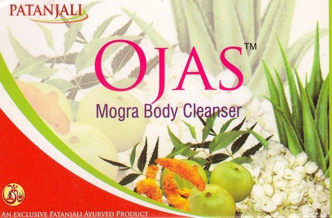 Patanjali OJAS Mogra Body Cleanser [ PATANJALI ]