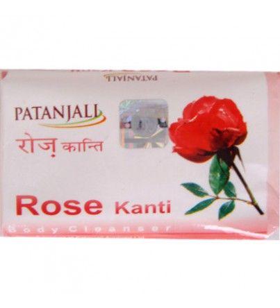 Patanjali Rose Kanti Body Cleanser [ PATANJALI ]