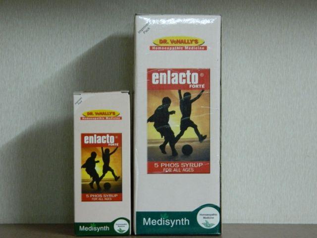ENLACTO SYRUP [ MEDISYNTH ]