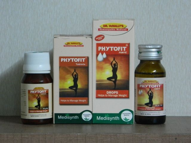 PHYTOFIT DROPS & TABLETS [ MEDISYNTH ]