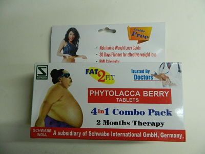 PHYTOLACCA BERRY TABLET [WSI]