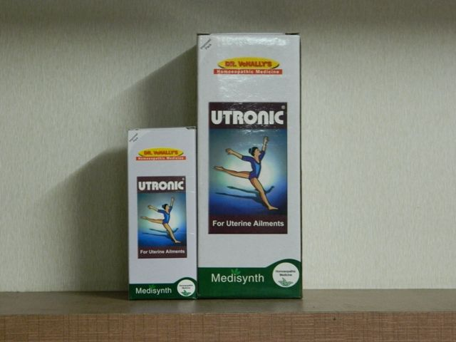 UTRONIC SYRUP [ MEDISYNTH ]