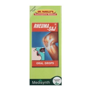 RHEUMASAJ ORAL DROPS [ MEDISYNTH ]