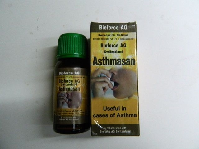 ASTHMASAN DROPS [ BIOFORCE ]