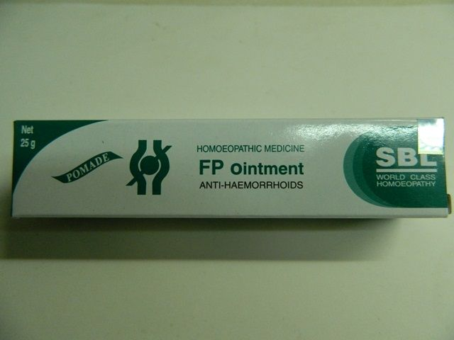 FP OINTMENT [ SBL ]