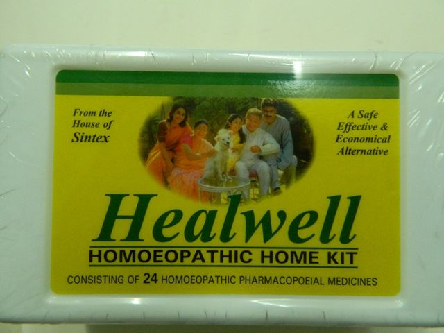 HEALWELL HOME KIT [ SINTEX ]