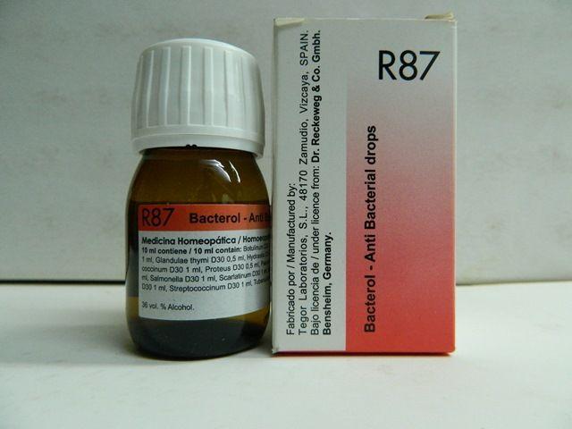 R87 DROPS [ DR.RECKEWEG ]