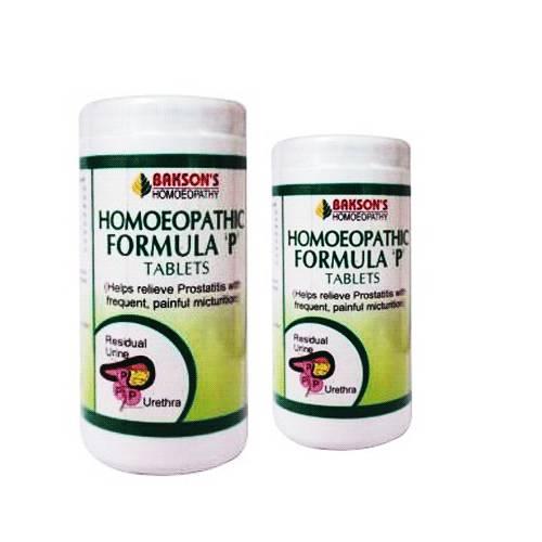 FORMULA P TABLET [ BAKSON ]