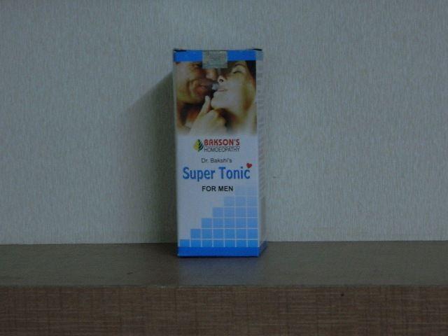 SUPER TONIC [ BAKSON ]
