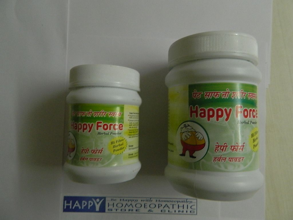 HAPPY FORCE HERBAL POWDER [ HAPPY STORE ]