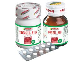 TONSIL AID TABLET [ BAKSON ]