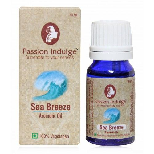 SEA BREEZE AROMATIC OIL [ PASSION INDULGE ]