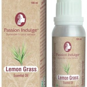 LEMON GRASS ESSENTIAL OIL [ PASSION INDULGE ]