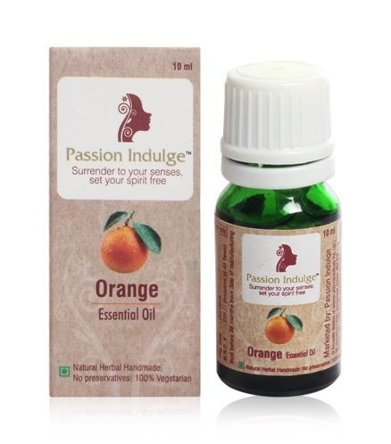ORANGE ESSENTIAL OIL [ PASSION INDULGE ]