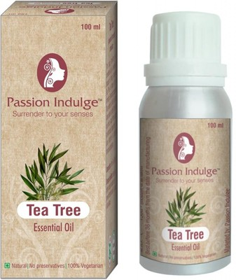 TEA TREE ESSENTIAL OIL [ PASSION INDULGE ]