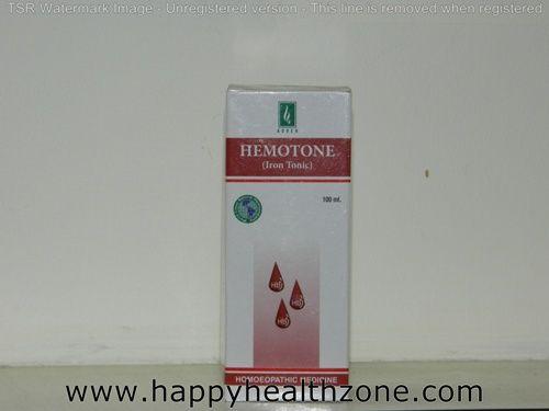 HEMOTONE IRON TONIC [ ADVEN ]