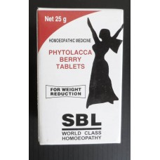 PHYTOLACCA BERRY TABLET [ SBL ]