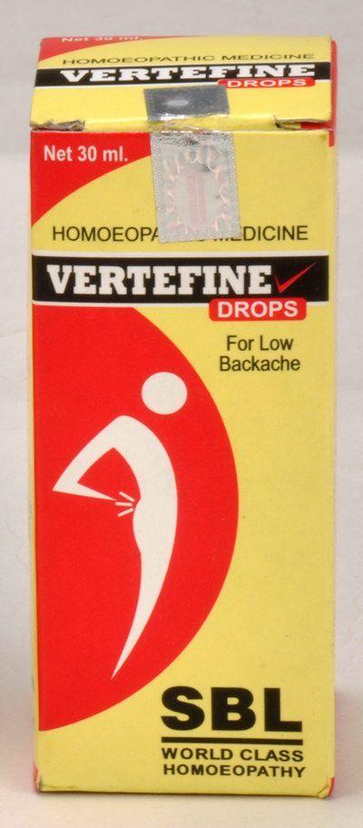 VERTEFINE DROPS [ SBL ]