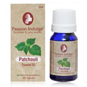 PATCHOULI ESSENTIAL OIL [ PASSION INDULGE ]