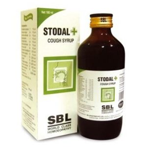 STODAL COUGH SYRUP [ SBL ]