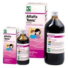 ALFALFA TONIC - PAEDIATRIC [ WSI ]