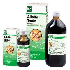 ALFALFA TONIC - DIABETIC [ WSI ]